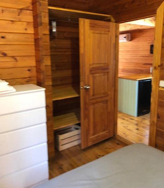 Cabaña Maia - Primer Dormitorio
