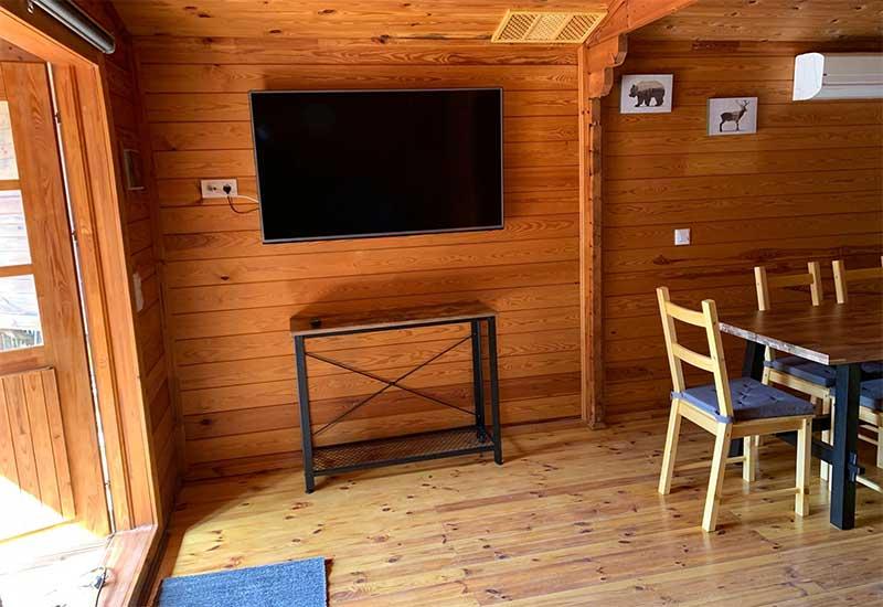 Cabaña Maia - Salón