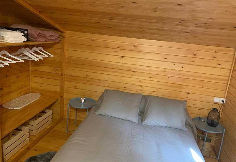 Cabaña Vega - Habitación Doble