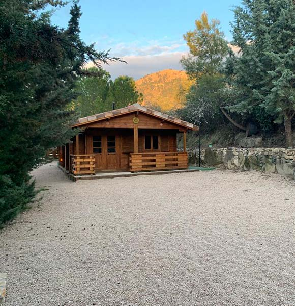 Cabaña Maia - Alojamiento Cerro La Estrella