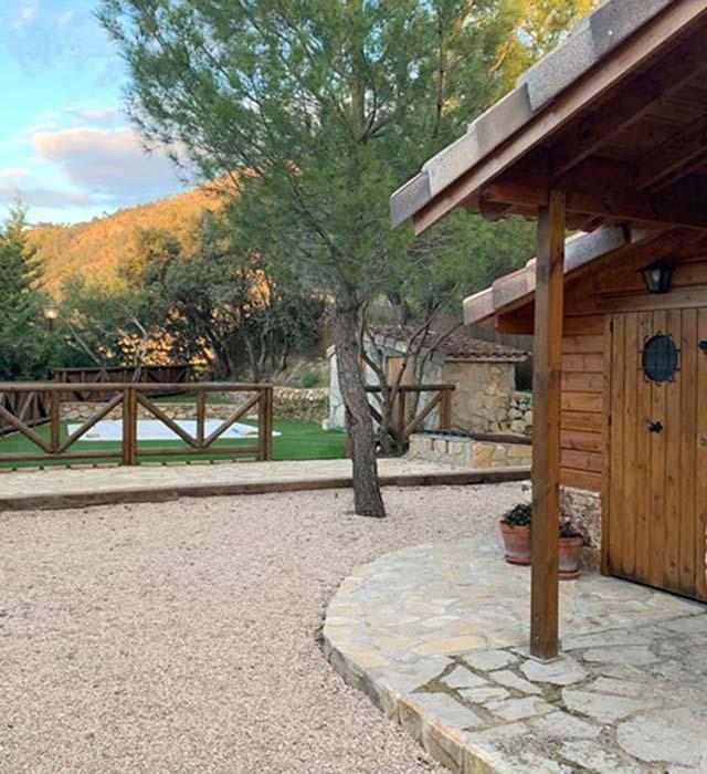 Cabaña Vega - Alojamiento Cerro La Estrella